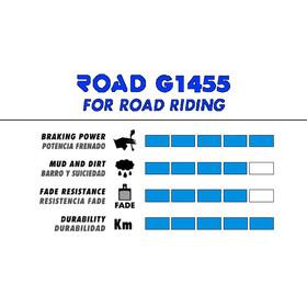 GALFER BIKE Road Pastiglie Freni SRAM HRD, Red 22, Force, Rival, Level TLM & Ultimate (-2018)